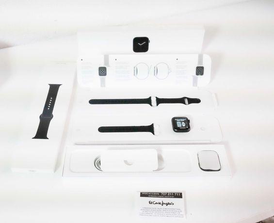 Apple watch 6 40mm preto com garantia superior 1 ano!