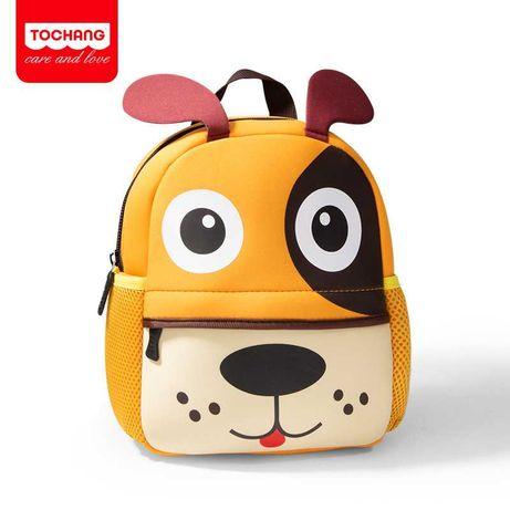 Новый детский рюкзак собачка