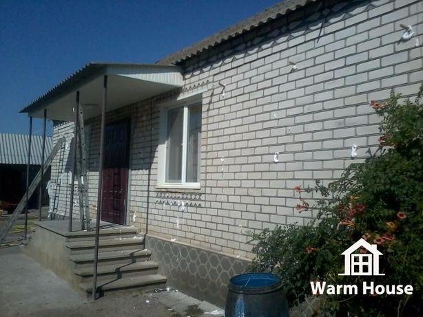 Утепление домов стен крыш пеноизолом эковатой