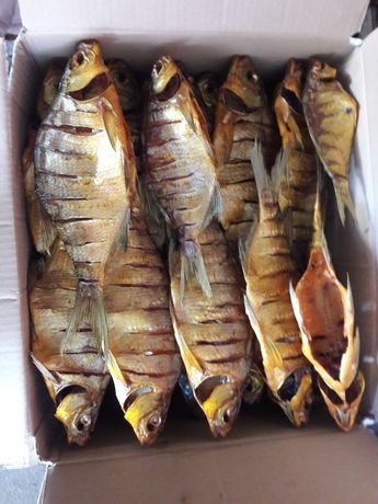 Сушена, в'ялена  риба під замовлення