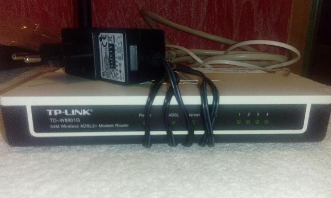 modem do internetu