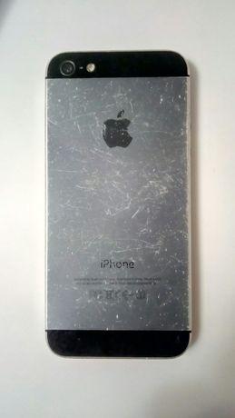Айфон 5 оригинал (Не включається)