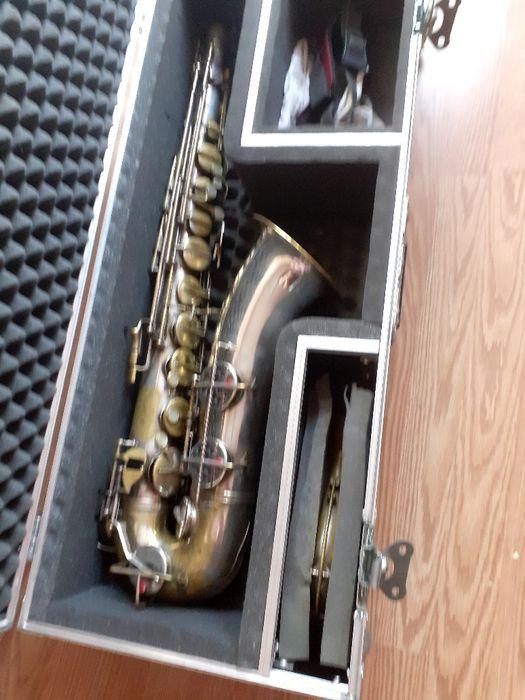 Saksofon tenorowy Wiskitki - image 1