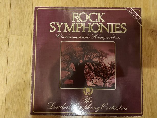 The London Symphony.., Rock Symphonies, Ger, bdb-