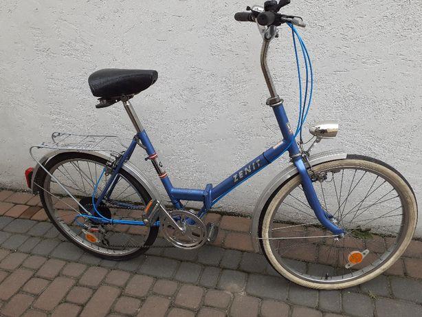 Rower skladak Zenit