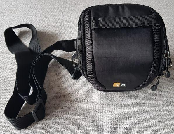CASELOGIC - torba do aparatu fotograficznego z akcesoriami - jak NOWA