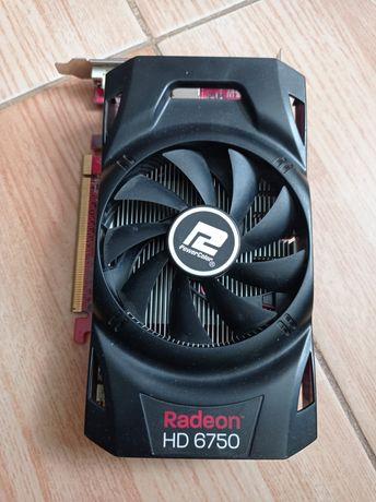 Видеокарта Radeon HD 6750