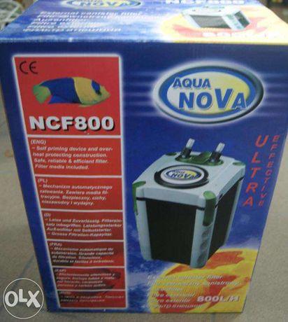 Filtr zewnętrzny kubełkowy 800/h Gwarancja