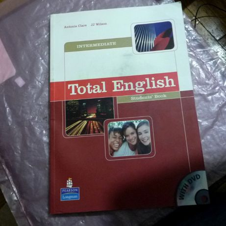 книга Total English.