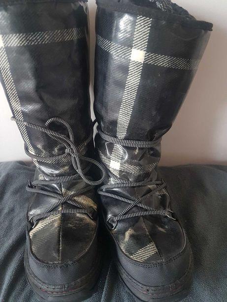 Śniegowce/buty zimowe Tommy Hilfiger 39/40