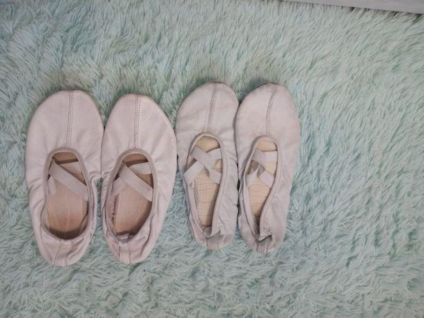 2 pary balerinek