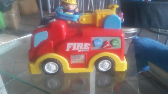 Pojazd strażacki