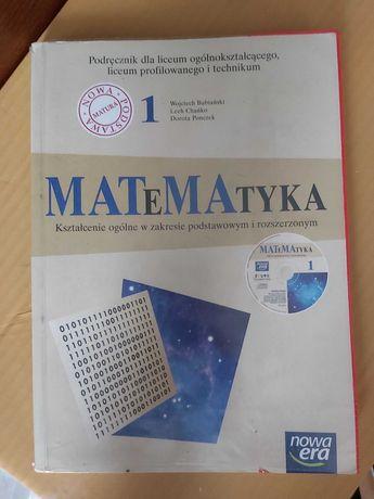 Podręcznik do matematyki, liceum cz. 1