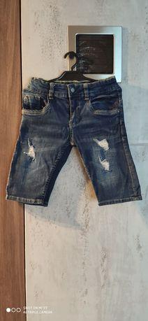 Krótkie spodenki jeansowe KANZ Boys dla chłopca