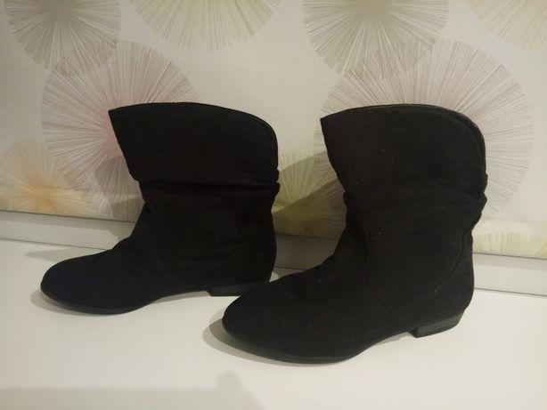 Ботинки Полусапожки 36 размер
