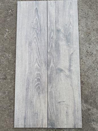 Okazja !!! Płytki podłogowe drewnopodobne OSLO GREY 15,5x62