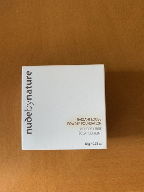 Podkład mineralny Nude by Nature (Classic Beige N2)