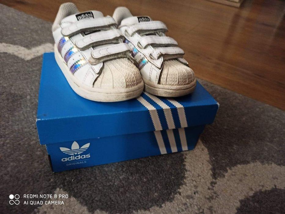 Buty dla dziewczynki 21 i23 Łęcze - image 1