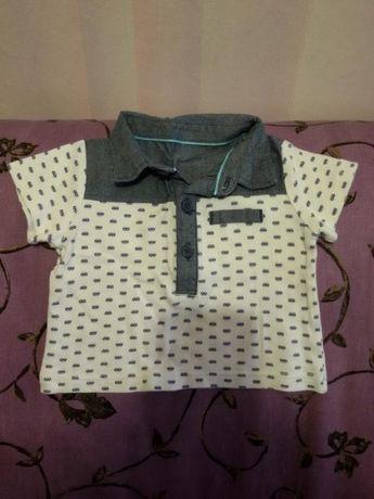 Рубашечка 3 - 6 месяцев