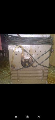Сварочный аппарат, самодельный с 2 медными обмотками