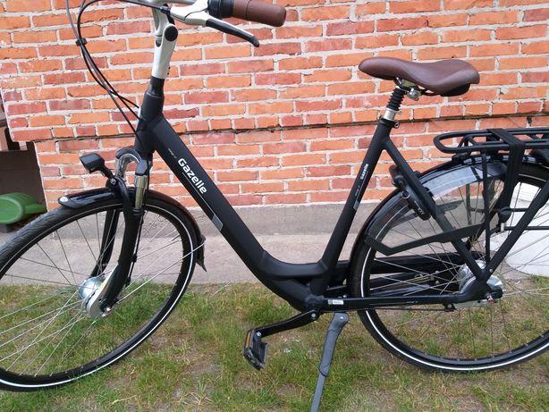 Holenderski rower gazelle C 7plus