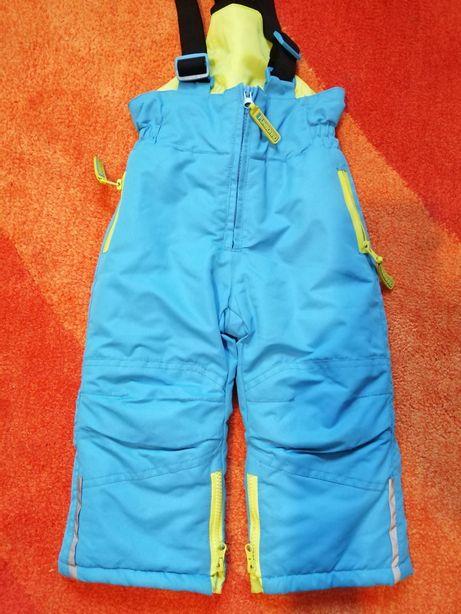 Spodnie zimowe 80, 86 j. nowe 51015