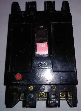 Автоматический выключатель NF60 -CS 60A