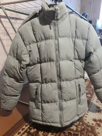 Очень теплый пуховик! Куртка зимняя