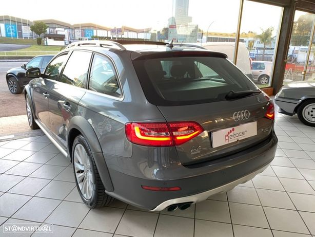 Audi A4 Allroad 2.0 TDi quattro Exclusive
