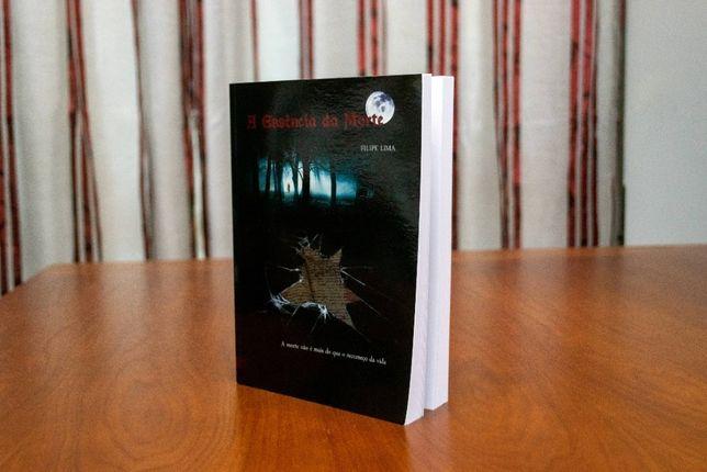 """Livro """"A Essência da Morte"""" (NOVO, ASSINADO)"""