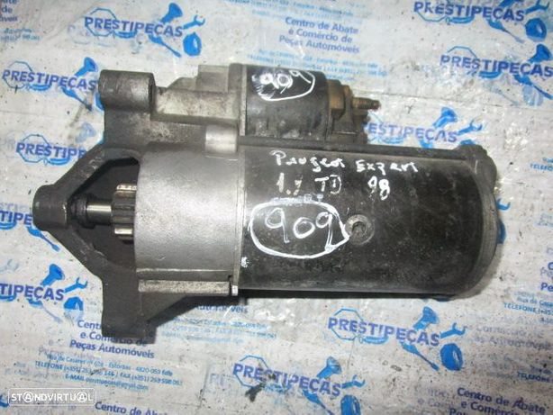 Motor de arranque S/REF PEUGEOT / EXPERT / 1998 / 1.9 TD /