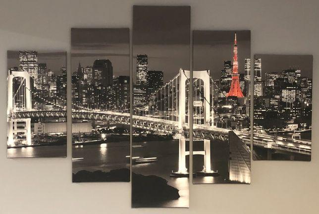 Obraz na płótnie 150x105 - Tokyo