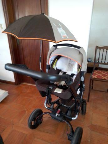 Carrinho de bebé Janè Rider