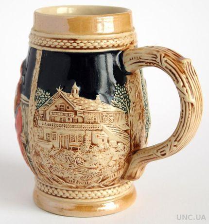 Пивний келих 700 мл художня кераміка Germany