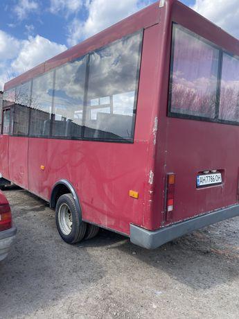 Газель рута автобус 17
