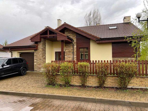 КГ Севериновка Отдел продаж. 2й тип 200м2. Дом в прекрасном месте!