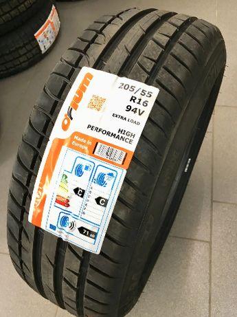 Шины 205/55R16 Orium High Performance 195/215/225-50/60/65R15/17/18