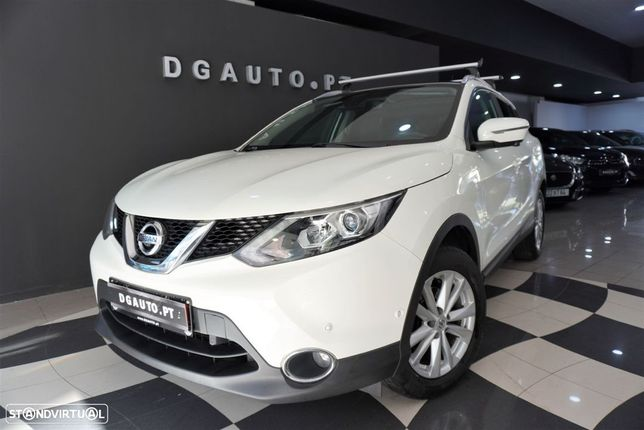 Nissan Qashqai 1.5DCi Tekna Premium 360º
