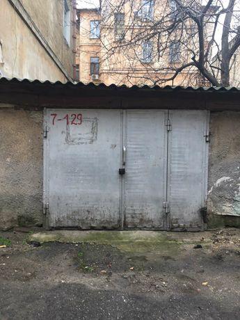 Сдам  гараж, Толстого/Нежинская