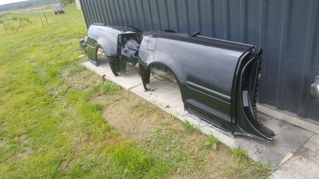 Błotnik Tylny Audi A4 B6 Cabrio LZ9W Tylne Poszycie Cwiartka