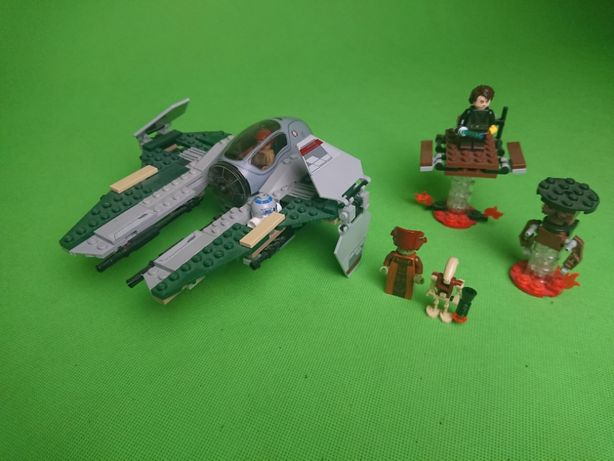 Lego Star Wars 9494 Anakin's Jedi Interceptor