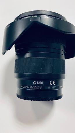 Obiektyw szerokokątny Sony Alfa SAL 1118 4,5-5,6/11-18