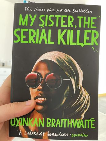 Livro « my sister, the serial killer »