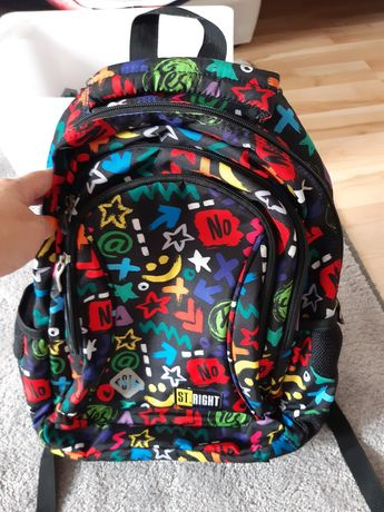 Plecak szkolny 3 komory