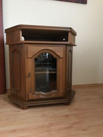 Szafka RTV/półka pod TV drewniana