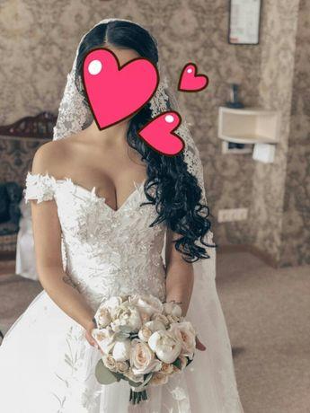 Срочно! Свадебное платье