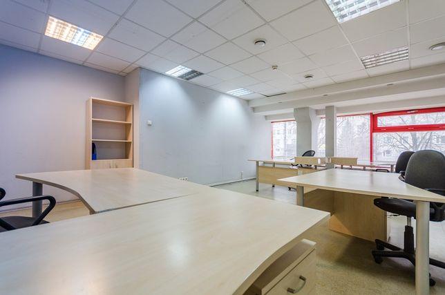 Комфортабельный офис 35м2 ремонт интернет БЦ м.Почайна ор.Фокстрот