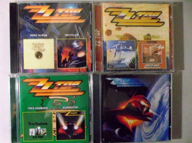 CD ZZ top