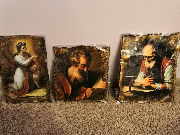 Obrazy świętych religijne