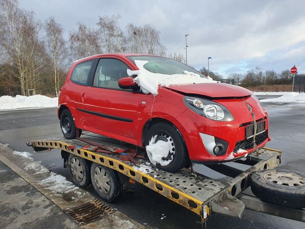 Renault Twingo 2010 rok benzyna